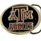 1992 ATM Aggies Belt Buckle by Great American Buckle Co. 11112013