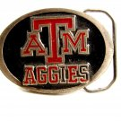 1992 ATM Aggies Belt Buckle by Great American Buckle Co