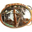 1986 Linesman Belt Buckle 5714 by Great American Buckle Co