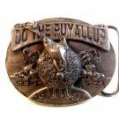 1997 Do The Puyallup Belt Buckle by Siskiyou
