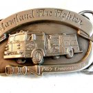 1985 Commemorative Maryland Fire Fighter Belt Buckle