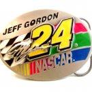 Jeff Gordon 24 Nascar Limited Edition No. 179 of 25,000 Pewter Belt Buckle