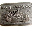 B & N Coal Co. Belt Buckle by Hit Line 12022013
