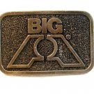 BIG Belt Buckle by Great American Buckle Co. Made in USA