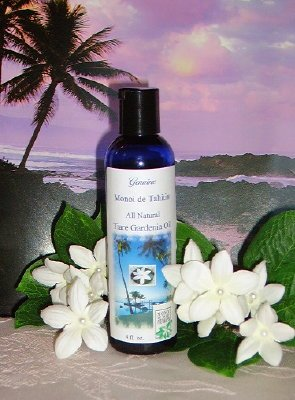 Monoi de Tahiti Tiare Oil Facial Skin Replenisher 4oz