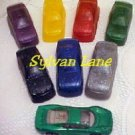 Mini Race Car Emu Oil Soap (4) Set Asst.  Sylvan Lane