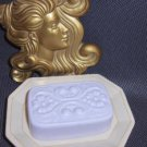 Rose Violet  Victorian Soap with Emu Oil