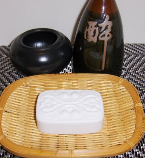 White Tea and Ginger   Victorian Soap with Emu Oil