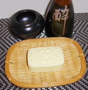 Sandalwood Vanilla  Victorian Soap with Emu Oil