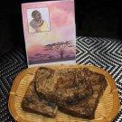 All Natural African Black Soap Ghana Import Vegan Approved