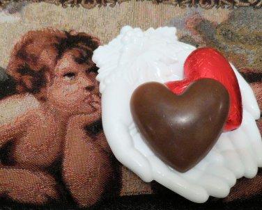 Chocolate Diva  Emu Oil Heart Soap Gift Set Sylvan Lane