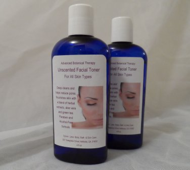 Alcohol Free Firming Facial Toner with Tamarind Extract 6 oz Bottle