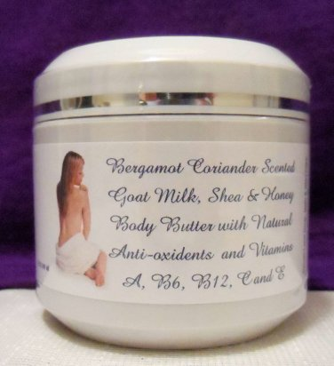 Amarige (Type) Scented Goats Milk Shea Honey Body Butter 4oz