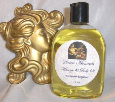 Lily of the Valley Massage & Body Oil 8oz Jojoba Blend