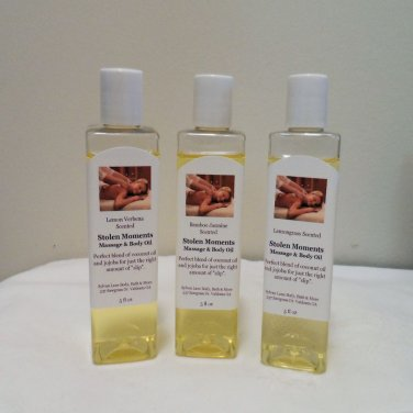 Lily of the Valley Massage & Body Oil 5oz