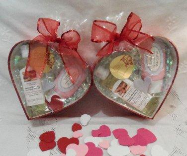 Alluring Body Oil & Cream Gift Set