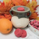 Cranberry Orange Wax Tarts 3 Piece Set