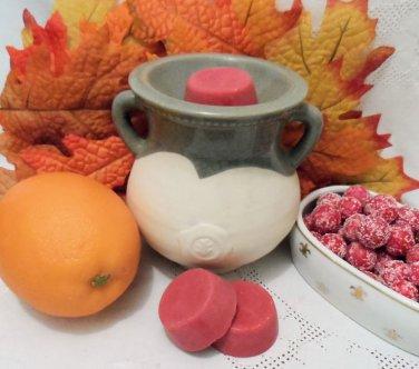 Cranberry Orange Wax Tarts 3 Piece Set