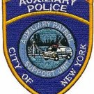 NYPD AUXILIARY POLICE SUPPORT UNIT SPECIAL PATCH