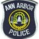 Ann Arbor Police Shoulder Patch