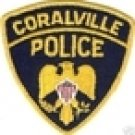 Coralville Police Shoulder Patch