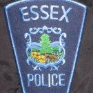 Essex Police Department Shoulder Patch-Vermont