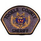 Tooele County Sheriff Police Shoulder Patch-Utah