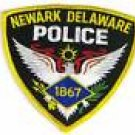 Newark Delaware Police Shoulder Patch