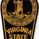 Virginia State Police Trooper Shoulder Patch