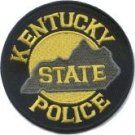 Kentucky State Patrol Police Trooper Shoulder Patch