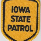 Iowa State Patrol Police Trooper Shoulder Patch