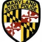 Maryland State Police Patrol Shoulder Patch
