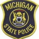 Michigan State Police Patrol Shoulder Patch