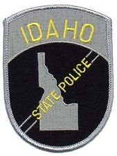 Idaho State Police Patrol Shoulder Patch