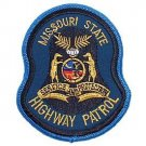 Missouri State Police Highway Patrol shoulder Patch