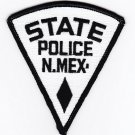 New mexico state police department shoulder patch
