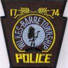 Wilkes Barre Township Police Department Pennsylvania uniform shoulder patch