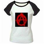 Anarchy Women's Cap Sleeve T