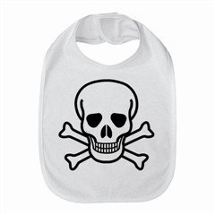 Jolly Roger Bib, goth , punk, rock