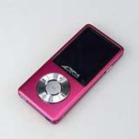 Digital MP4 player 2GB Rosy