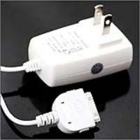 Travel Charger for iPod(R) HOME CHARGER