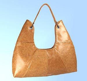 Luury Italian Leather Handbag