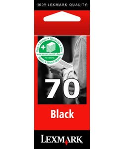 Lexmark 70 Black Ink Cartridge  **SALE ITEM