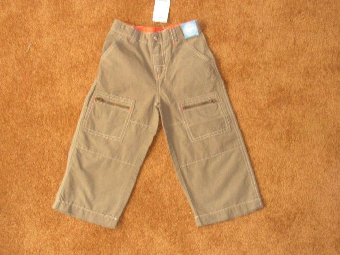 Boys toddlers Gymboree khaki pants bottoms NWT size 2T