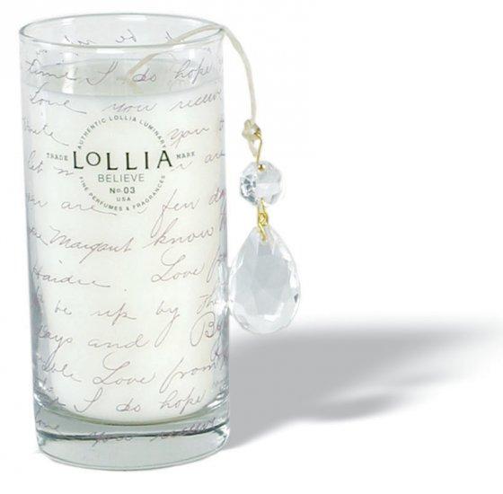 LOLLIA Believe Petite Perfumed Luminary