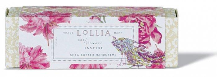 LOLLIA Inspire Petite Treat Shea Butter Handcreme