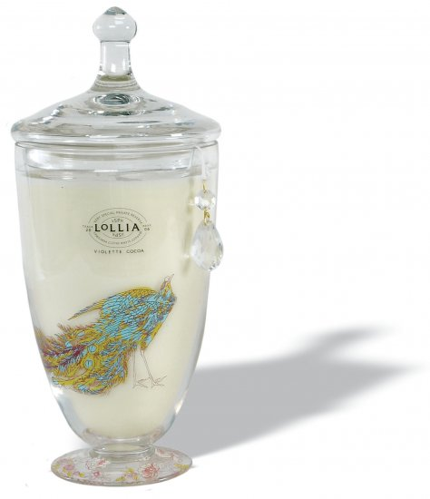 LOLLIA Inspire Special Reserve Glass Luminary