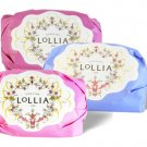 LOLLIA Inspire Shea Butter Gift Soaps - Set of 3