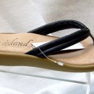 Island Slipper Women's DT300 Sandal - BLACK
