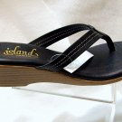 Island Slipper Women's T922 Sandal - BLACK